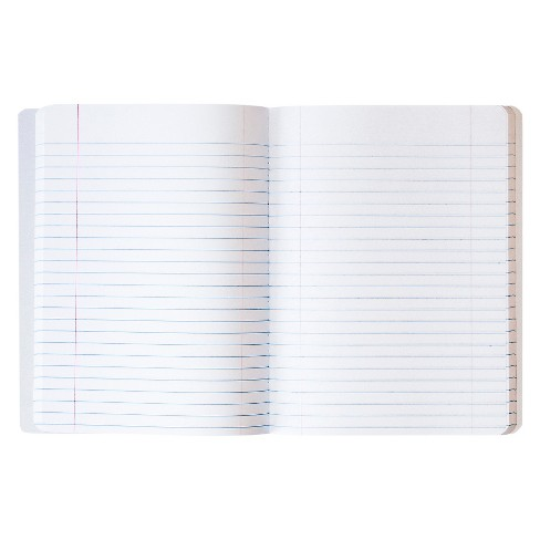 Yoobi™ Composition Notebook College Ruled, 9 75