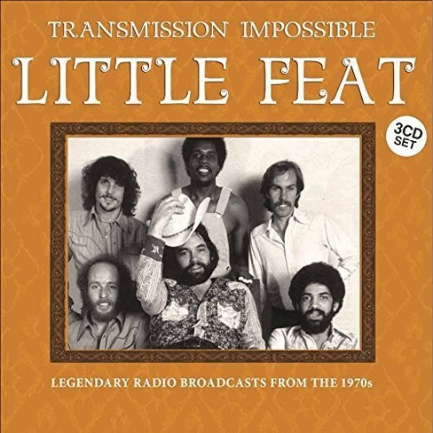 Little Feat - Transmission Impossible (CD) - image 1 of 1