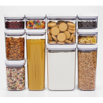 OXO 10pc POP Container Set