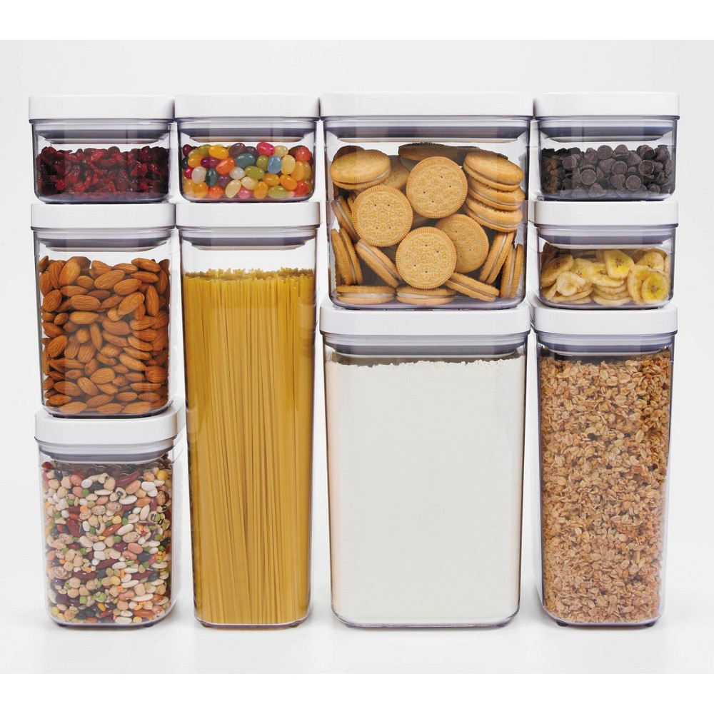 Image of OXO 10pc POP Container Set
