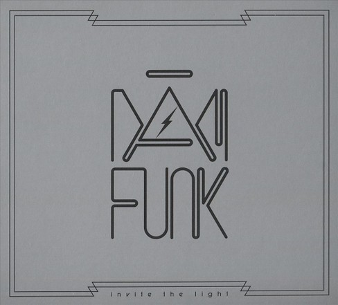 Dam-funk - Invite the light (CD) - image 1 of 1