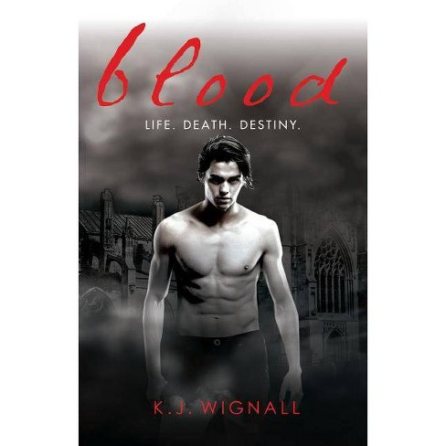 Blood - (Mercian (Quality - Trilogy)) by  K J Wignall (Paperback) - image 1 of 1