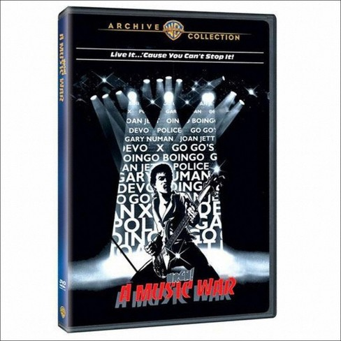 Urgh A Music War (DVD) - image 1 of 1