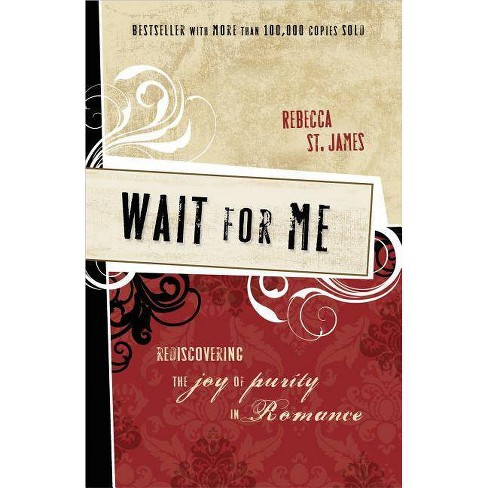 Wait for Me - by  Rebecca St James (Paperback) - image 1 of 1
