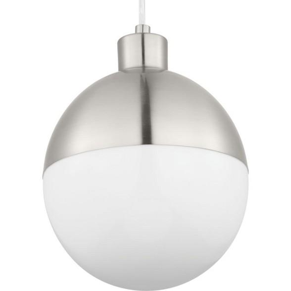 Progress Lighting P500147 30 Globe Led Single Light 8 Wide Mini Pendant