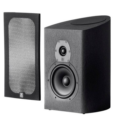 Monolith THX-265B Dolby Atmos Enabled Bookshelf Speaker (Each) THX Select Certified, Premium Drivers, Premium Built Cabinet