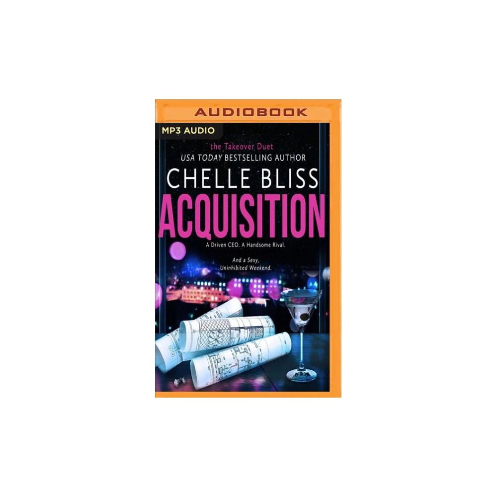 Acquisition (MP3-CD) (Chelle Bliss)