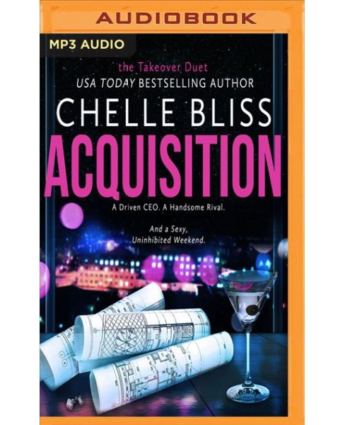 Acquisition (MP3-CD) (Chelle Bliss) - image 1 of 1