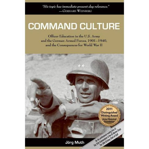 Command Culture - by  Jorg Muth (Paperback) - image 1 of 1