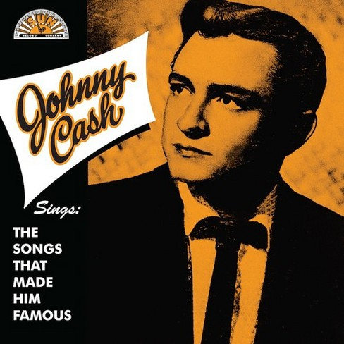 Johnny Cash - Sings The Songs That Made Him Famous (Vinyl) - image 1 of 1