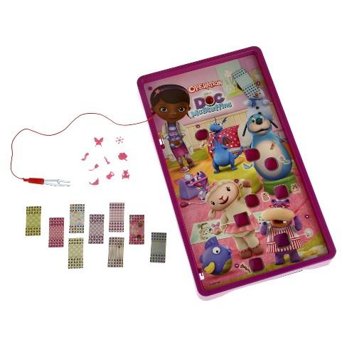 Disney Doc McStuffins Operation Board Game Target - Doc games