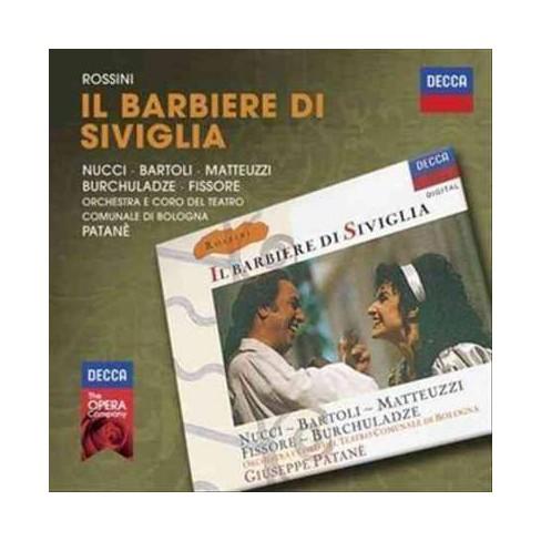 Giuseppe Patane - Decca Opera: Rossini- Il Barbiere Di Siviglia (CD) - image 1 of 1