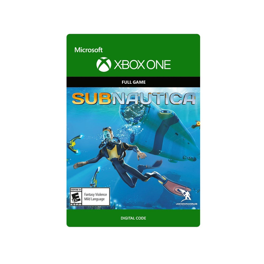 Subnautica - Xbox One (Digital) How download codes work: You'll receive an email with a download code and instructions on how to redeem your purchase directly on your console or online through your console's website.