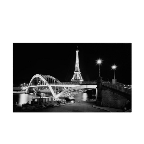 Trademark Global Moises Levy 'Gate and Tower' Canvas Art - image 1 of 3