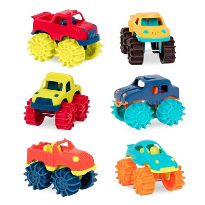B. Mini Monster Trucks