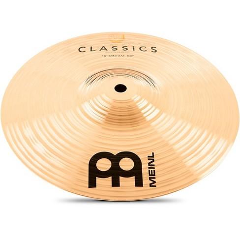 Meinl Classics Mini Hi-Hat Cymbals 10 in. - image 1 of 3