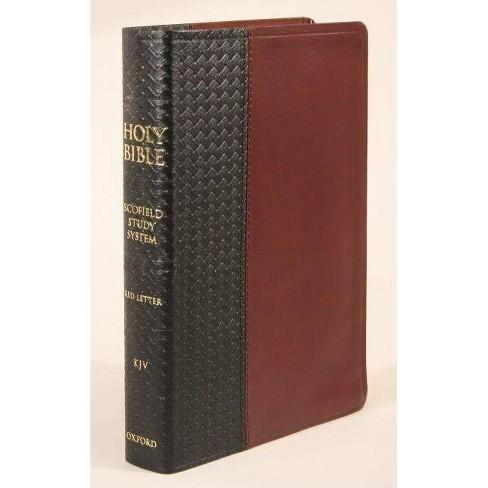Scofield Study Bible III-KJV - (Leather_bound) - image 1 of 1