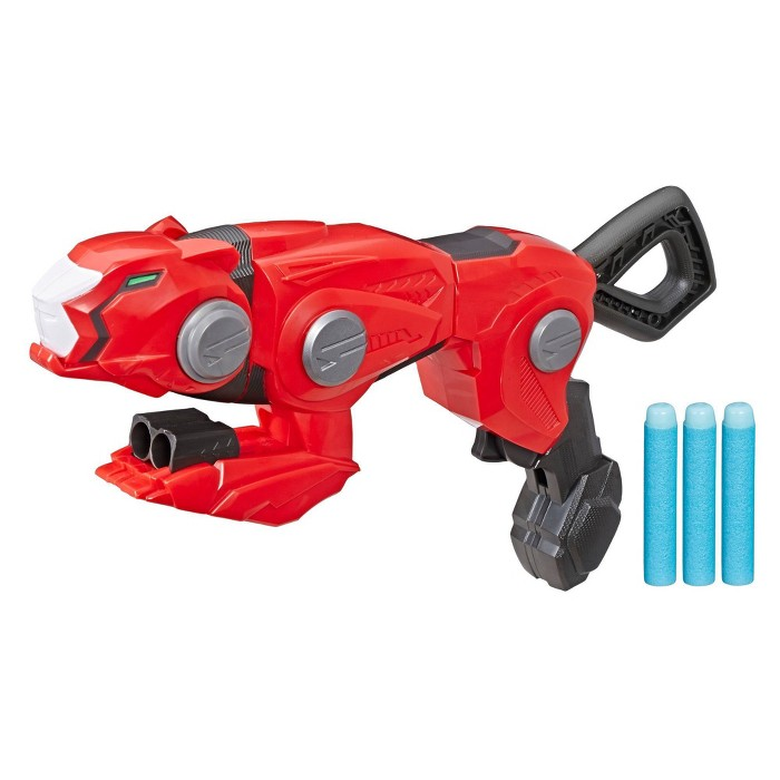 Power Rangers Beast Morphers Cheetah Beast Blaster - image 1 of 16