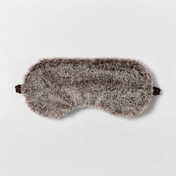 Women's Faux Fur Eyemask- One Size