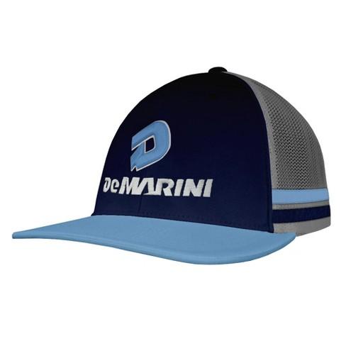 2f3c11e1 DeMarini Stacked D Baseball/Softball Flat-Bill Snap-Back Trucker Hat ...