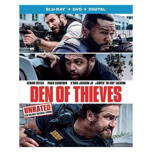 Den of Thieves (Blu-ray + DVD + Digital) - image 1 of 1