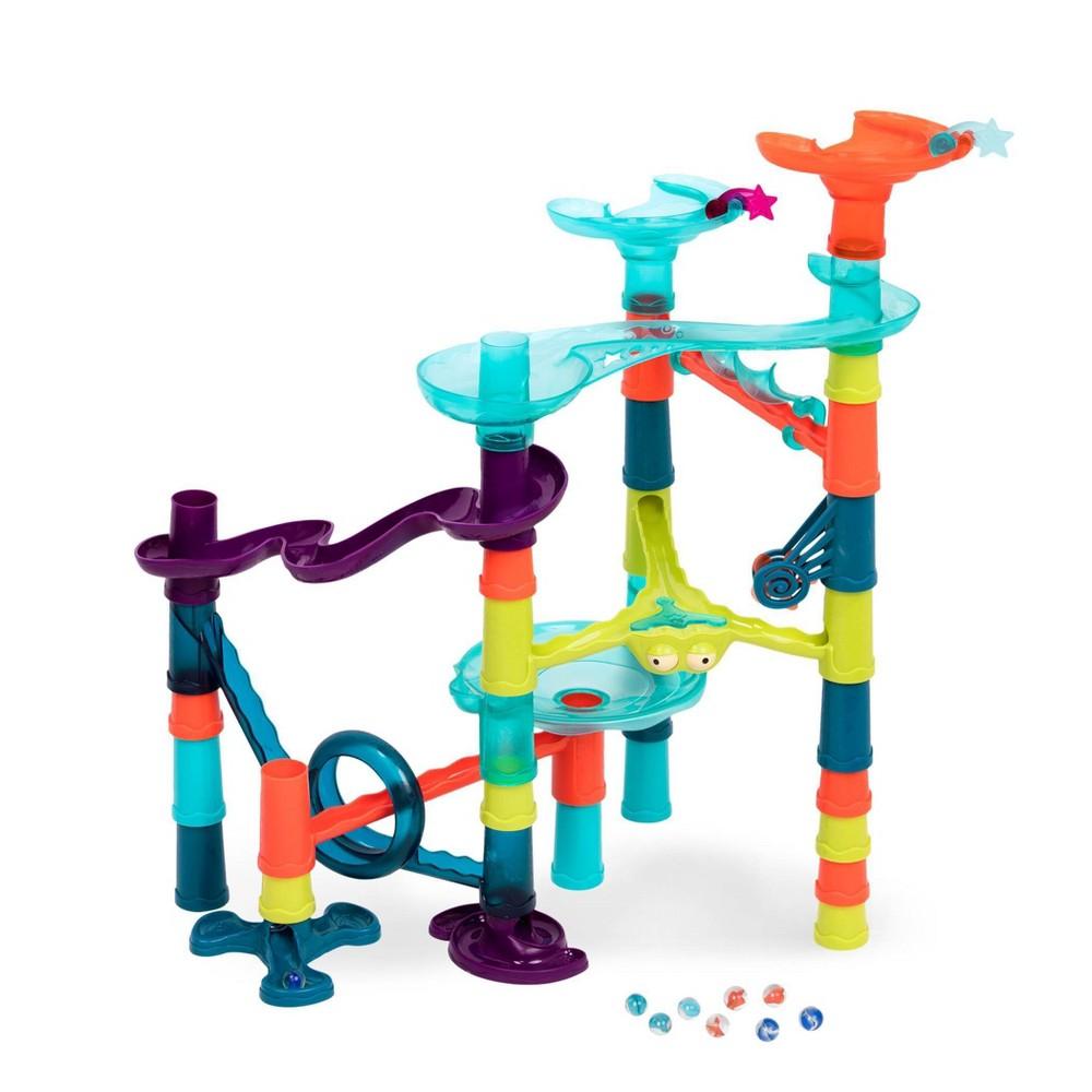 B. toys Small Marble Run Set B. toys Small Marble Run Set Gender: Unisex.