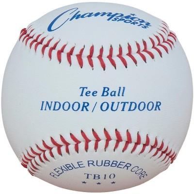 Champion Tee Ball Baseballs, pk of 12
