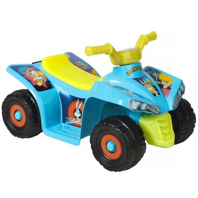 Dynacraft 6V Looney Tunes Quad Powered Ride-On