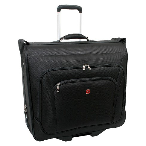 "SWISSGEAR Zurich 23"" Wheeled Garment Bag - Black - image 1 of 4"