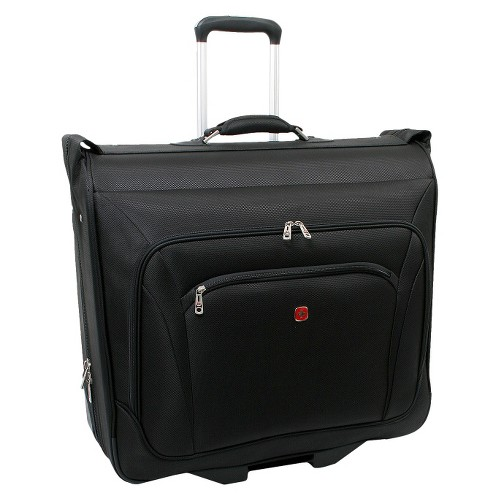 'SWISSGEAR Zurich 46'' Wheeled Garment Bag - Black'