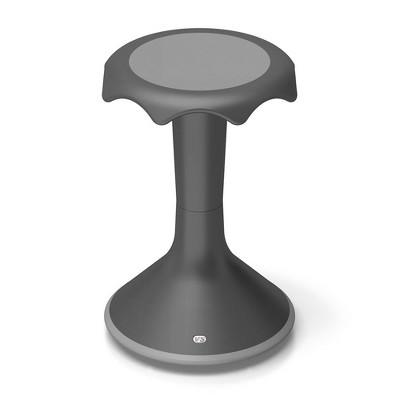 "VS America Hokki Stool Flexible Ergonomic Seating - 20"" Black"