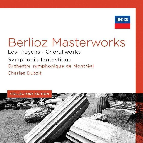 Charles Dutoit - Collectors Edition: Berlioz- Masterworks (CD) - image 1 of 1