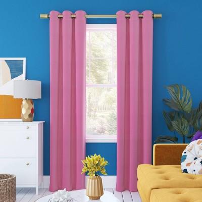 Harper Bright Vibes Grommet Top 100% Blackout Curtain Panel - Sun Zero