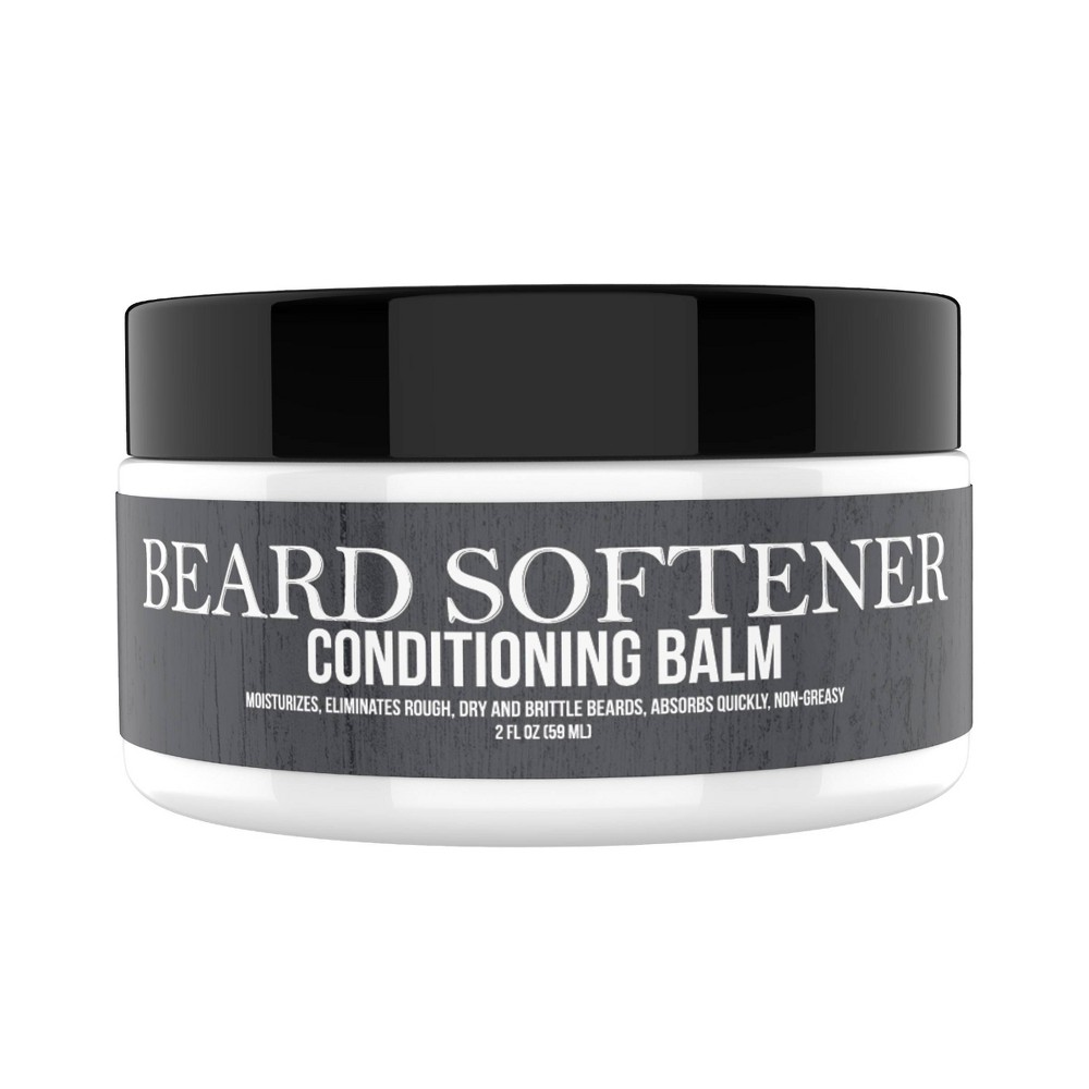 Image of Uncle Jimmy Beard Softner Conditioning Balm - 2 fl oz