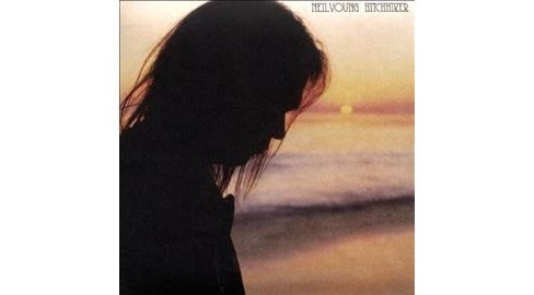 Neil Young - Hitchhiker (CD) - image 1 of 1