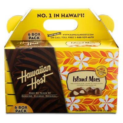 Hawaiian Host Island Macs - 30oz/6pk