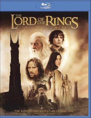 The Lord of the Rings: The Two Towers (Blu-ray/DVD)