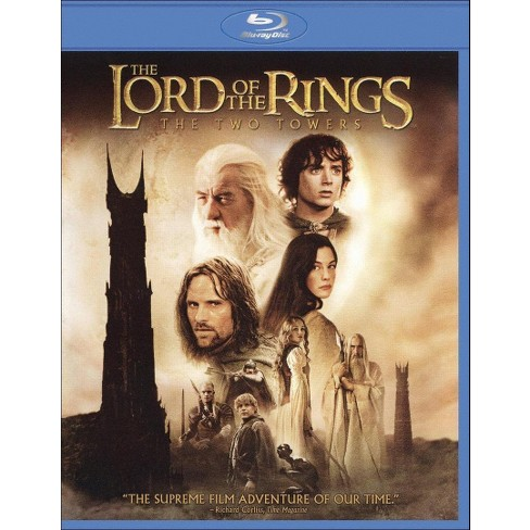 The Lord of the Rings: The Two Towers (2 Discs) (Blu-ray/DVD) - image 1 of 1