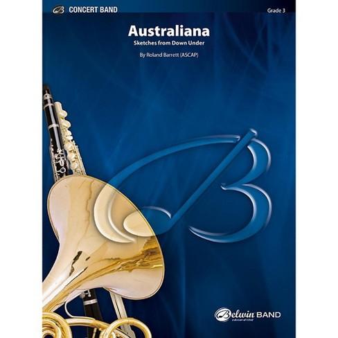 BELWIN Australiana - Grade 3 (Medium Easy) - image 1 of 1