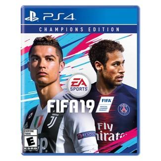 FIFA 19: Champions Edition - PlayStation 4