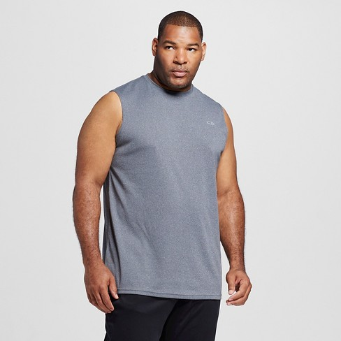 Big & Tall Sleeveless Tech Shirt - C9 Champion® - image 1 of 2