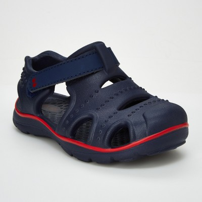 5bad1cf96e Toddler Boys  Surprize by Stride Rite Fargo Land   Water Sandals - Navy