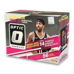 NBA Optics Basketball Trading Card Mega Box