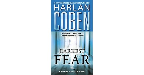 Darkest Fear (Reprint) (Paperback) by Harlan Coben - image 1 of 1