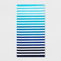 Stripe Beach Towel - Sun Squad™