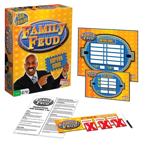 family feud board game target