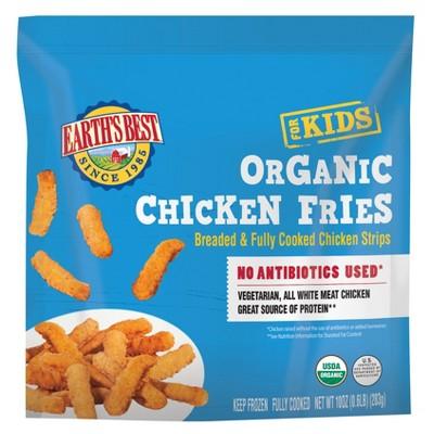 Earth's Best Organic Frozen Chicken Fries - 10oz