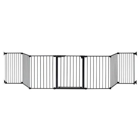 KidCo® Auto Close Hearth Gate - image 1 of 7
