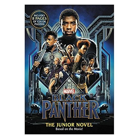 MARVEL's Black Panther: The Junior Novel (Paperback) (Jim McCann) - image 1 of 1