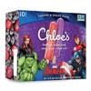 Chloe's Marvel Avenger's Cherry & Grape Frozen Fruit pops - 10ct/15oz - image 2 of 4
